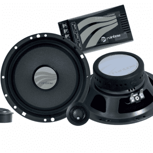 Rainbow DL-C6.2 component speakers from JC Installs in Christchurch