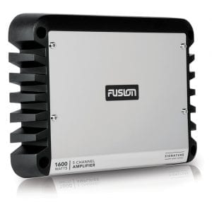 Fushion SG-DA51600 Amplifier from JC Installs in Christchurch