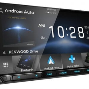 Kenwood DDX9018DABS Double Din Head unit from JC Installs in Christchurch