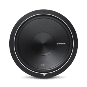 """Rockford Fosgate P1 15"""" PUNCH subwoofer from JC Installs in Christchurch"""