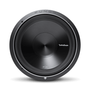"""Rockford Fosgate P3D4-15 15"""" PUNCH Subwoofer from JC Installs in Christchurch"""