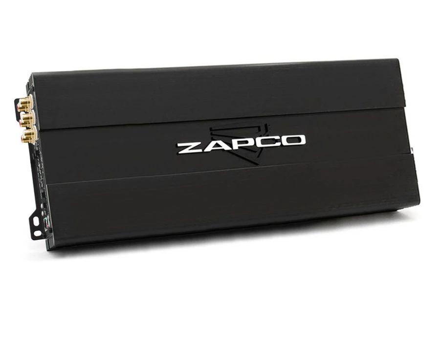 Zapco ST-6X SQ 6 channel amplifier from JC Installs in Christchurch