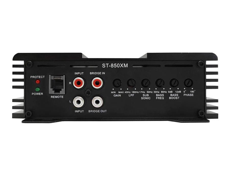 Zapco ST-850XM Mono Class D Bass Amplifier from JC Installs in Christchurch