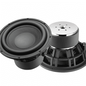 Rainbow PL-S10 subwoofer from JC Installs in Christchurch